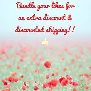 Other - Bundle & Save!!